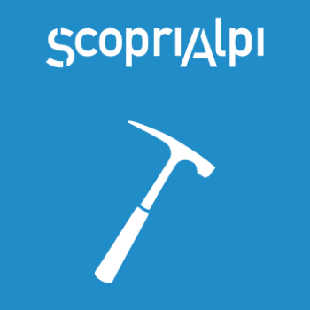 ScopriAlpi logotipo